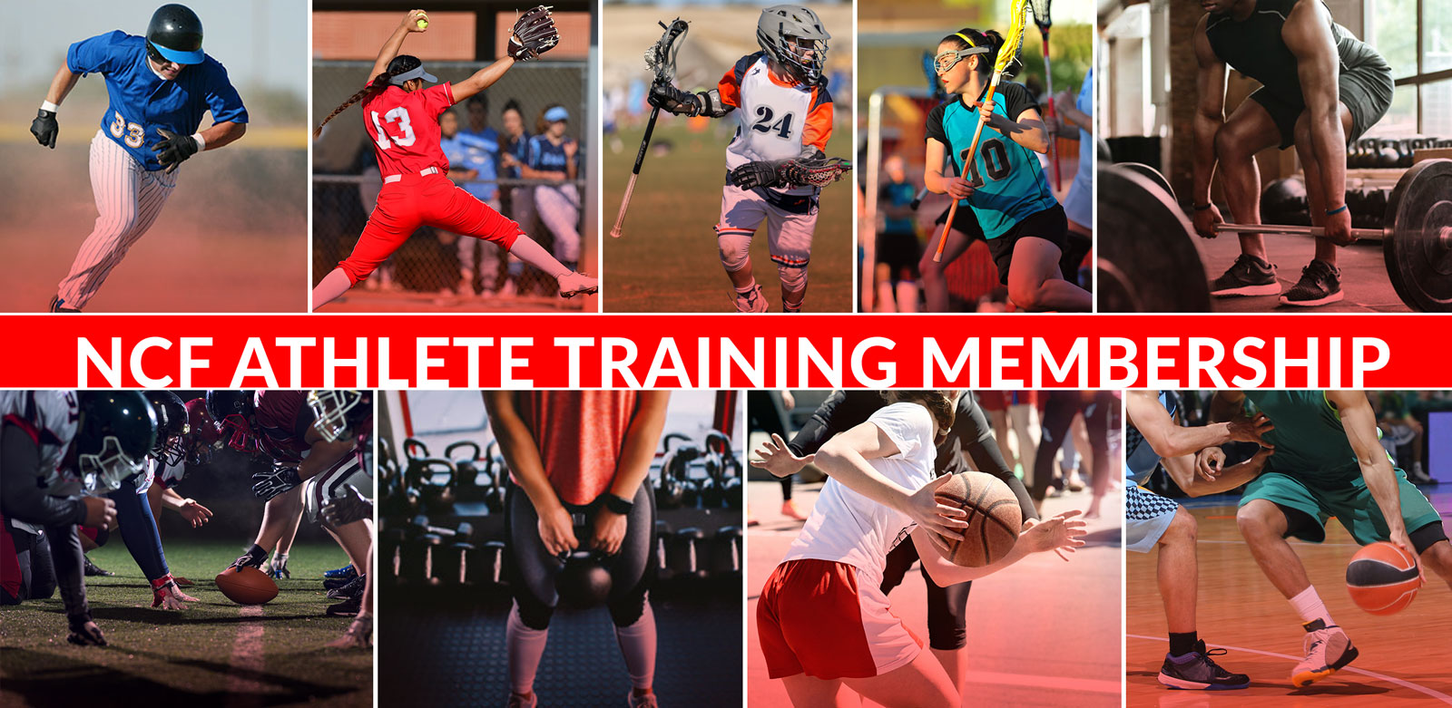 NCF Athlete Training Membership